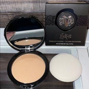 KVD Kat VonD Vegan Beauty Lock-It Finishing Powder